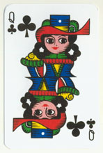 HAPPY PLAYING CARDS